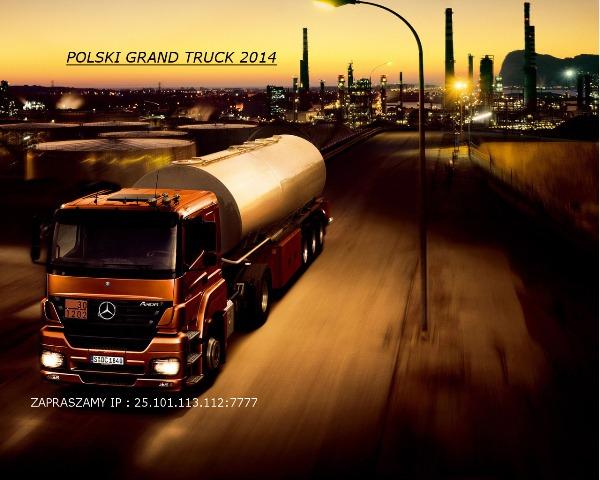 Polski Grand Truck  2014